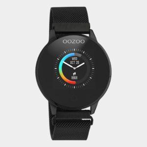 Montre Connectée Oozoo Smartwatch Black
