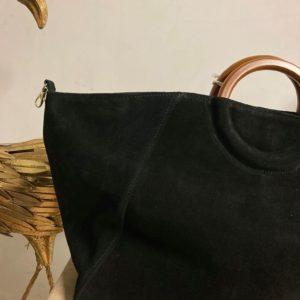 Le Sac Daim // Bois Noir