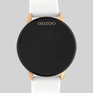 Montre Connectée Oozoo Smartwatch White - Pink metallic