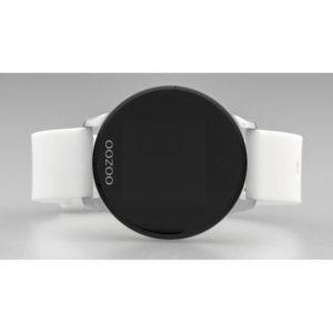 Montre Connectée Oozoo Smartwatch White - Silver