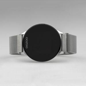 Montre Connectée Oozoo Smartwatch Silver