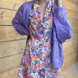 Robe Flower power