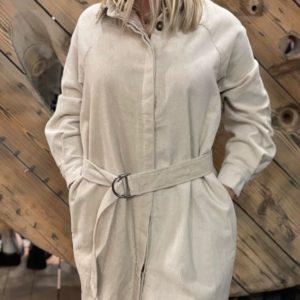 Robe velour Marie
