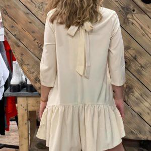 Robe Véronique - Beige