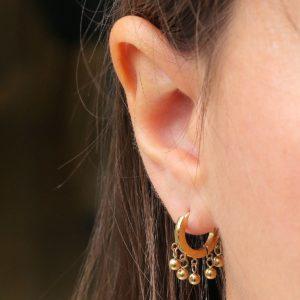Boucles d'oreilles Pia - Zag