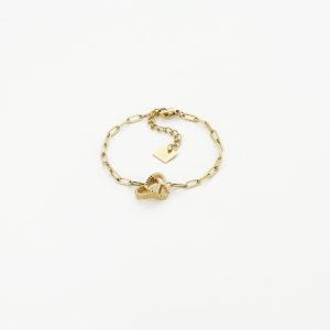Bracelet Heart - Zag