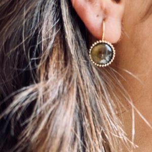 Boucles d'oreilles Sévigné - Zag