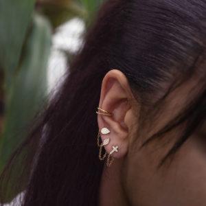 Boucles d'oreilles Evangelista - Zag