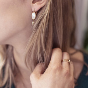 Boucles d'oreilles Laguna - Zag